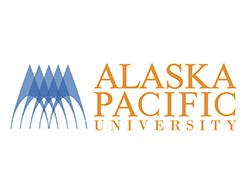 Alaska pacific logo
